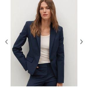 AUSTIN REED Blue Women's Blazer